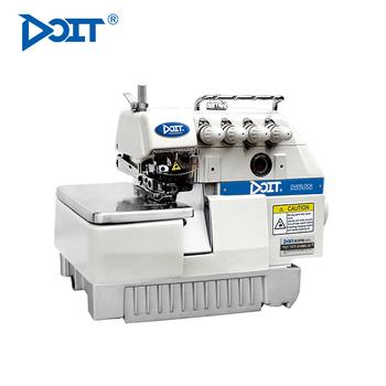 Dt40f40m4040 40 Thread Flat Bed Overlock Industrial Sewing Machine Extraordinary 5 Thread Overlock Industrial Sewing Machine