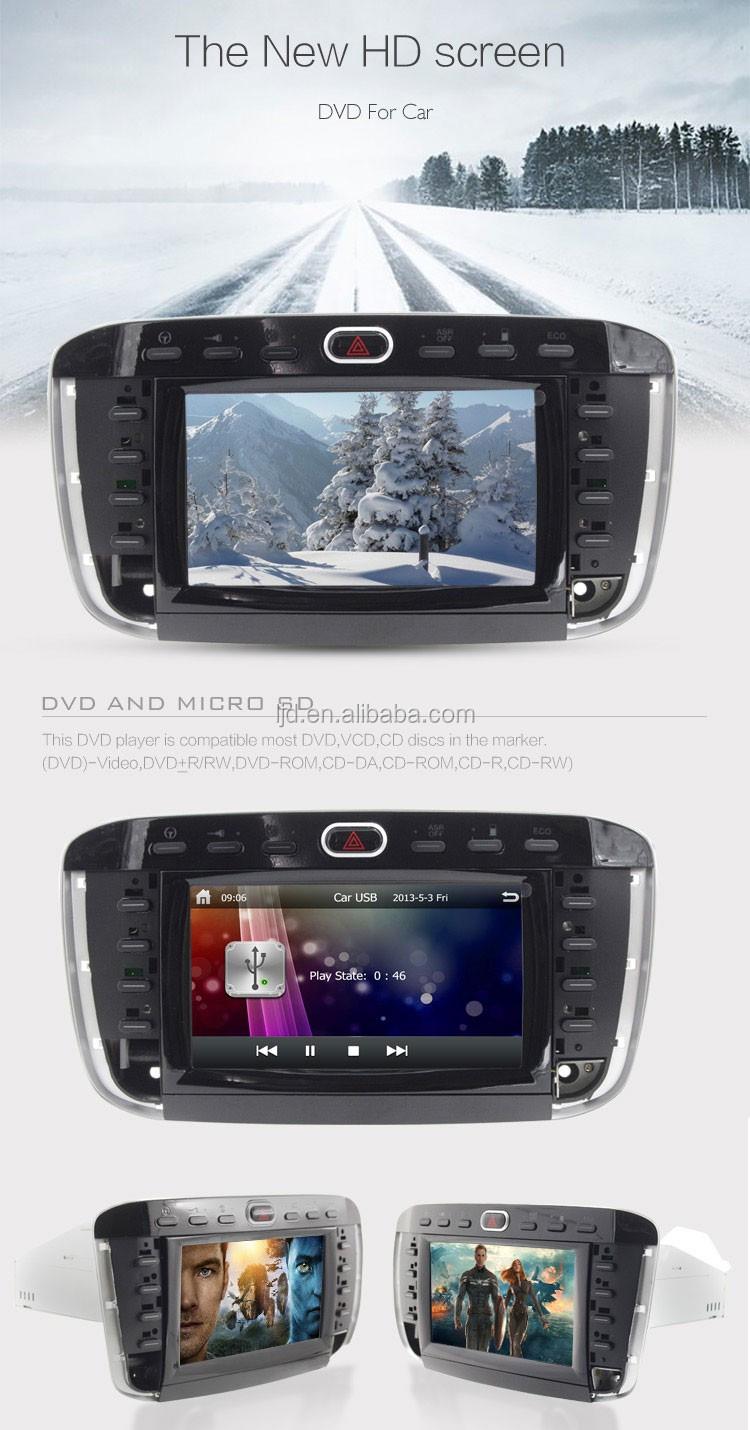 car radio for fiat linea car multimedia system dvd player. Black Bedroom Furniture Sets. Home Design Ideas