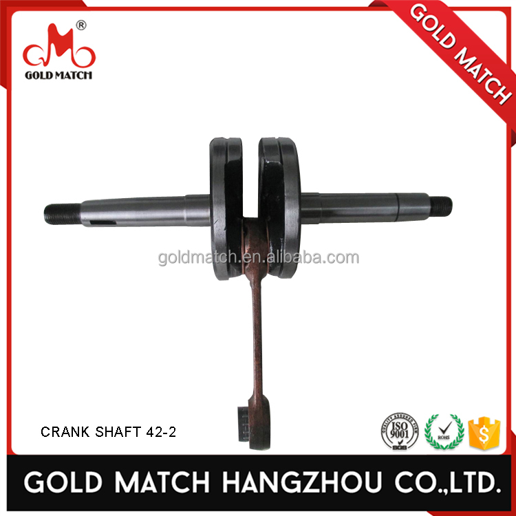 Good price motorcycle parts crank shaft for 1707GMCS042