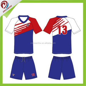 Adults Soccer Uniform Men Youth used cheap full dye sublimation soccer jerseys