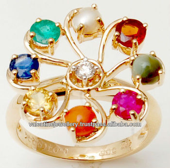 18k Yellow Gold Jewelry For Women To Enhance Luck Luck Enhancer