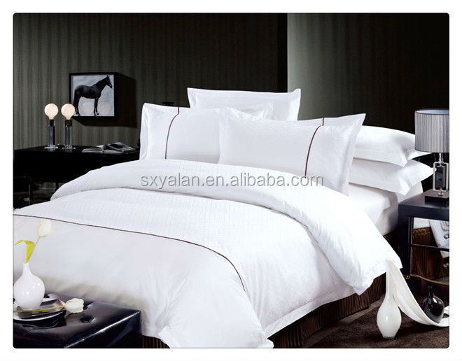 Egyptian Cotton Bed Sheets Wholesale For Hospital And Hotel