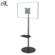Height Adjustable Swivel Indoor LCD LED TV Stand Parts For 42 Inch Flat Screen