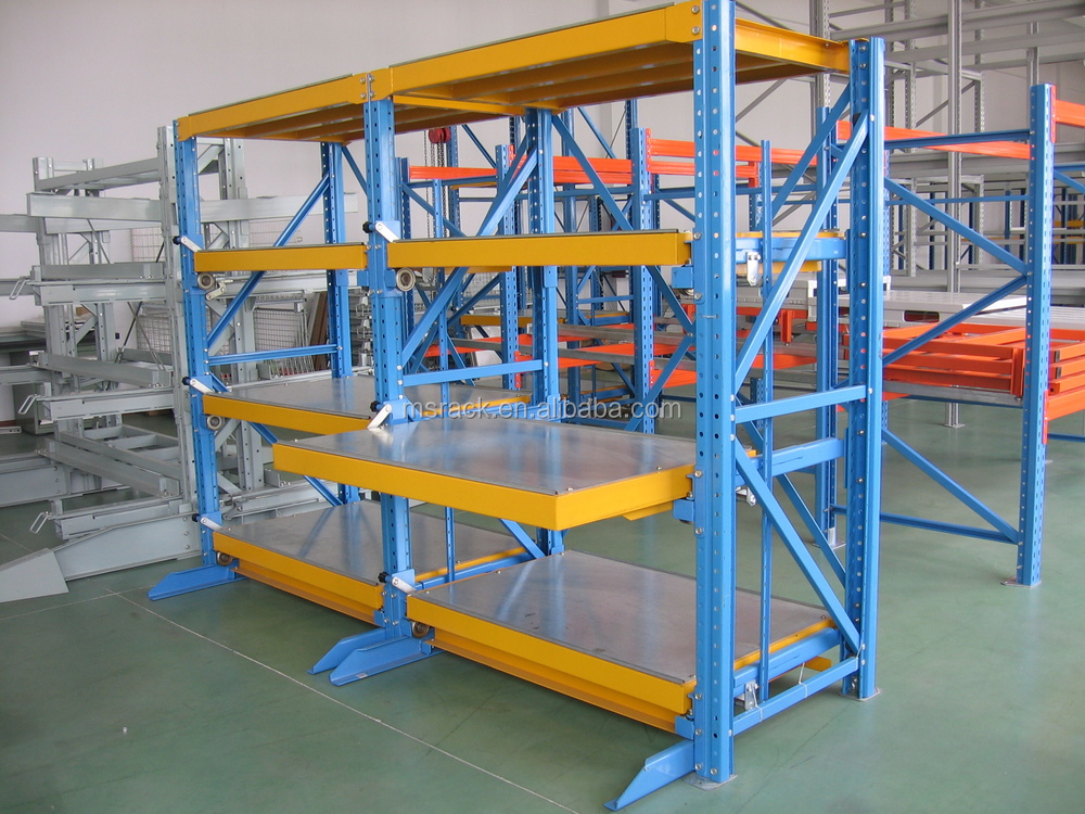 Heavy Storage Drawer Type Mould Rack