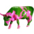 High Grade Collection Resin Art Ornament Polyresin Animal Sculpture Decoration Art Cow Decoration