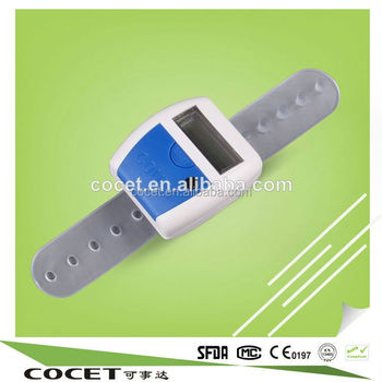 China Manufacturer COCET Hand Held Plastic Finger Ring Tally Counter
