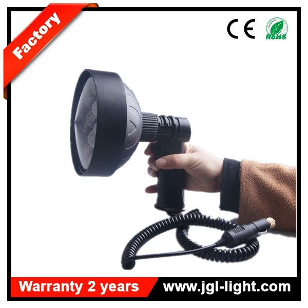 36W 150mm super power LED professional hunting torch light remote area light