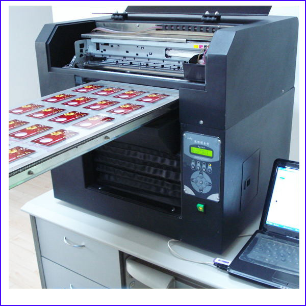 Hot Inject Smart Printing Machine Cd Dvd Production