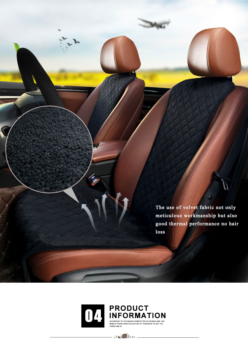 Multinational super cheap wholesale funny designer luxury Interior Accessories automobile elegant unique suede car seat covers