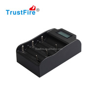 TrustFire Travel Charger 3 channels Li ion Battery Charger 3.7v NI-MH battery charger 18650 26650 A AA AAA