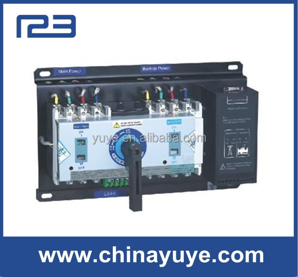 Socomec Change Over Switch 3 Phase Double Power Automatic Transfer ...