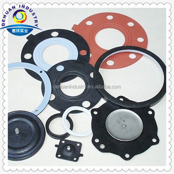 High Quality Neoprene Rubber Flange Round Gaskets Suppliers/factory ...