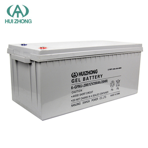 Best selling 12V 200AH solar lead acid battery