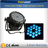 Factory price led par light with stage effect 18*10w rgbw led par can