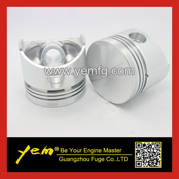 D950 piston diesel engine piston for kubota engine