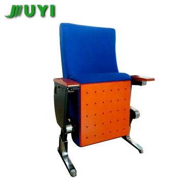 Jy-606 Sale Seat Wholesale Tribune Cover Fabric Folding Price Seating  Auditorium Church Pulpit Chairs - Buy Auditorium Church Pulpit  Chairs,Seating