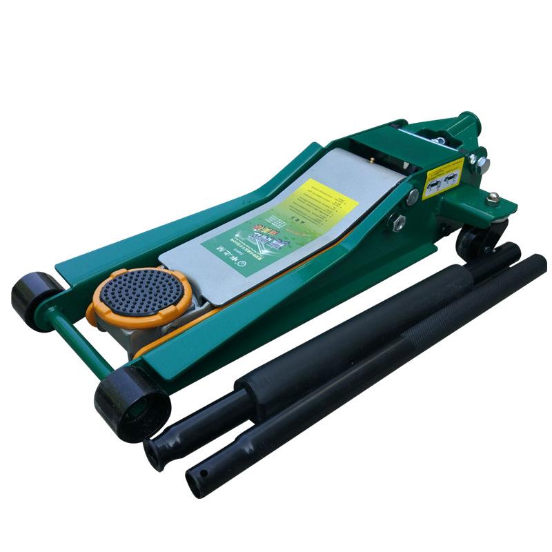 Высокое качество горизонтальные гидравлические пресс-подборщики, Джек Heavy Duty 4 тонн автоматический Jack профессиональные инструменты для ремонта автомобилей быстрая подъемник домкрат