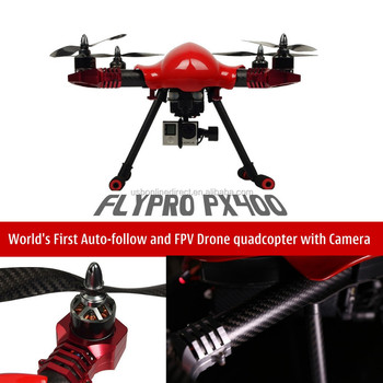 FX 400 Rc Quadcopter Cameraworld First Auto Follow And FPV Drone With