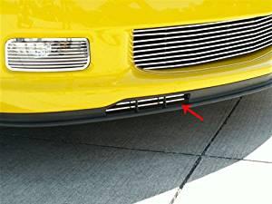 American Car Craft Chevrolet Corvette 2006 2007 2008 2009 2010 2011 2012 2013 ZR1 Z06 Billet Air Grille Bumper Insert Trim Kit