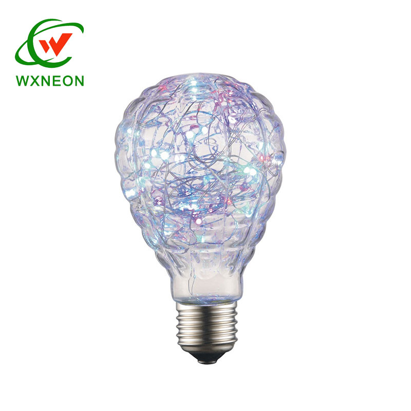 Hot air balloon Decorative fairy light Bulb for Christmas House decoration