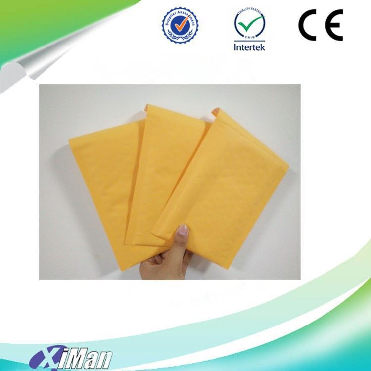 XIMAN latest promotion kraft paper bubble envelope Hot Sale Kraft Bubble Poly Mailers with Strong Self Adhesive