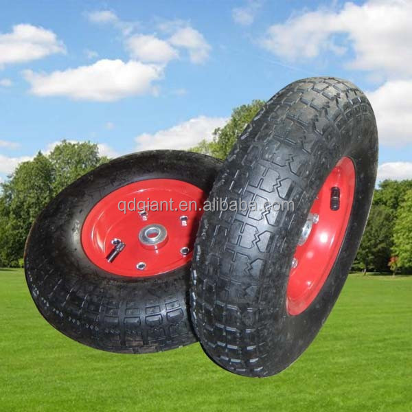 4.00-6 air rubber tire for wheelbarrow