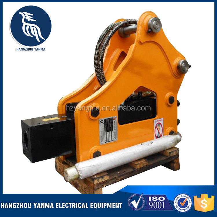 Excavator Mounted Hydraulic Hammer Manufacturer In Chinese Factory ...