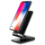 electric type qi desktop wireless charger for smartphone
