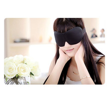 Wholesale Personalized High Quality Cotton Eye Mask 3d Sleep Eyemask For Travel