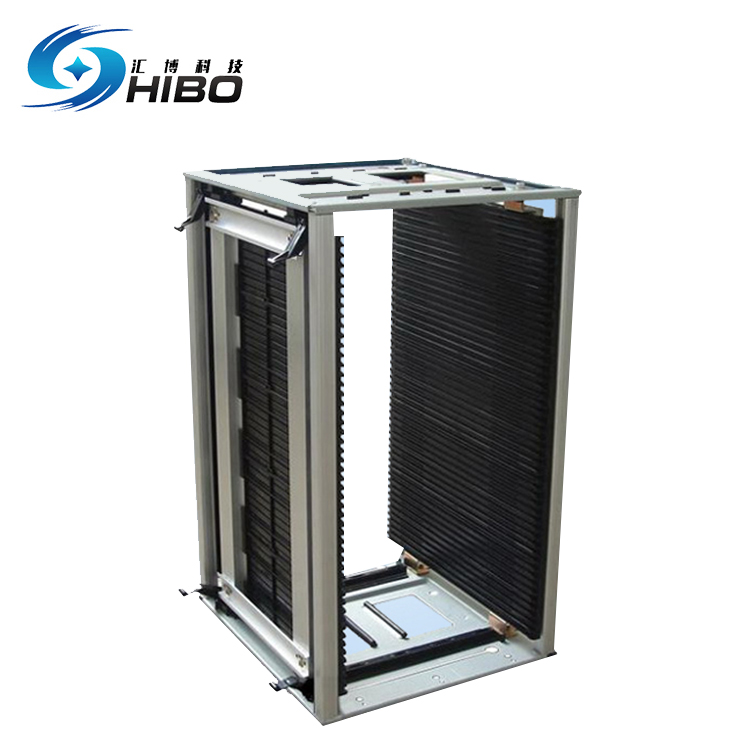 Conductive PP ESD PCB Rack Antistatic Storage Rack