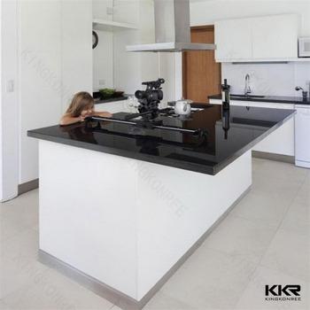 Waterproof Solid Surface Outdoor Kitchen Countertop Acrylic Worktop