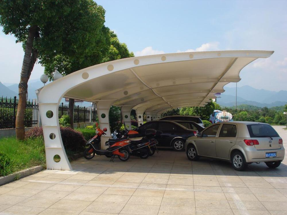 Car Parking Shade For Outdoor Use,Car Parking Canopy - Buy ...