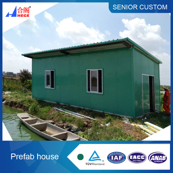 CHEAP AND MULTIPURPOSE CONTAINER HOUSE
