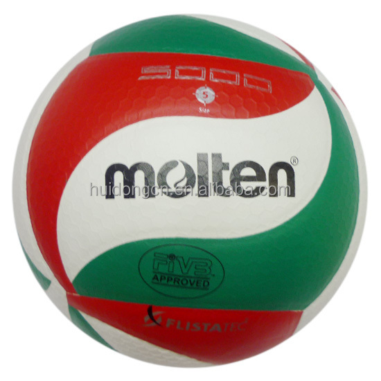 Molten V5M 5000 Voleibol Cheap Custom Printed Logo Volleyball Official Size  5 Indoor Training PU Leather 0bb47b570b79b