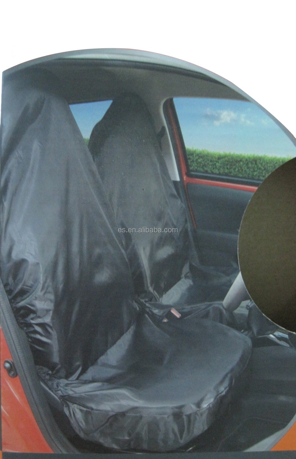 2pcs set Car Front Seat Protector
