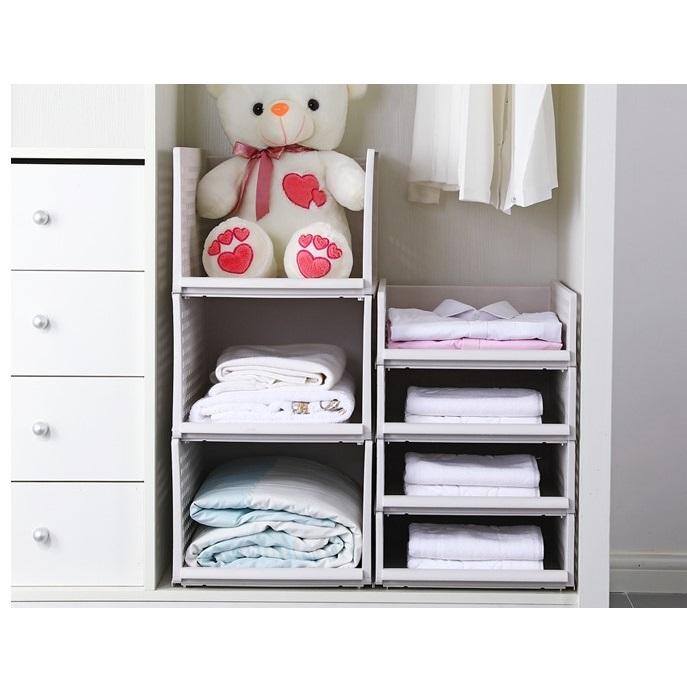 3 Cubes Racks Storage Shelves For Kitchen Bathroom Bedroom Diy Plastic  Closet Cabinet - Buy Racks Storage Shelves,Bathroom Rack Shelf,Kitchen Rack  ...