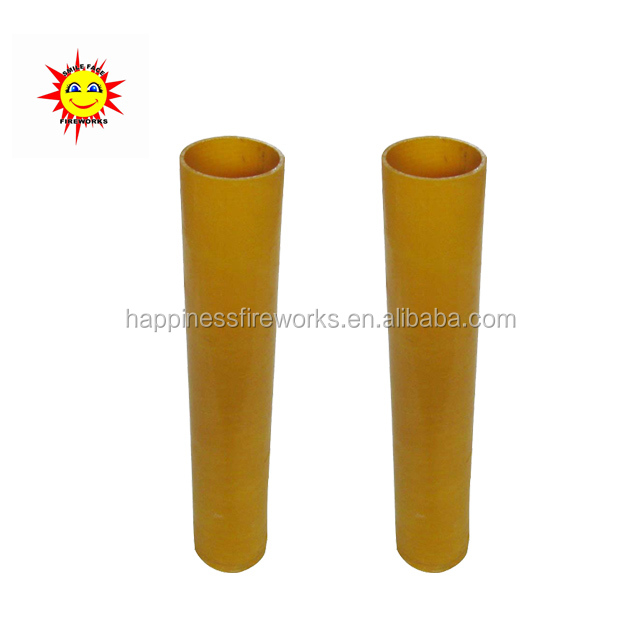 Factory price 3 inch fireworks display shell fiberglass mortar tubes for wholesale
