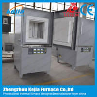 muffle furnace 1500oc with programmable temperature controller advanced with electronic digital timer