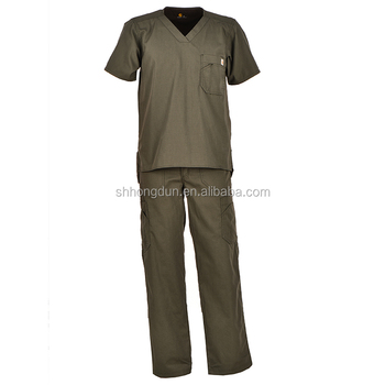 d70d223c602 Wholesale fashion medical scrubs suit for men, medical scrub set from China