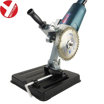 Large Size Angle Grinder Stand for 9 Inch Disc
