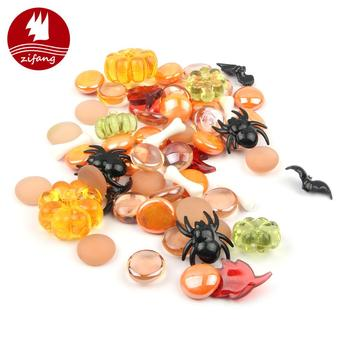 Wholesale Glass Crafts Party Decoration For Halloween ...