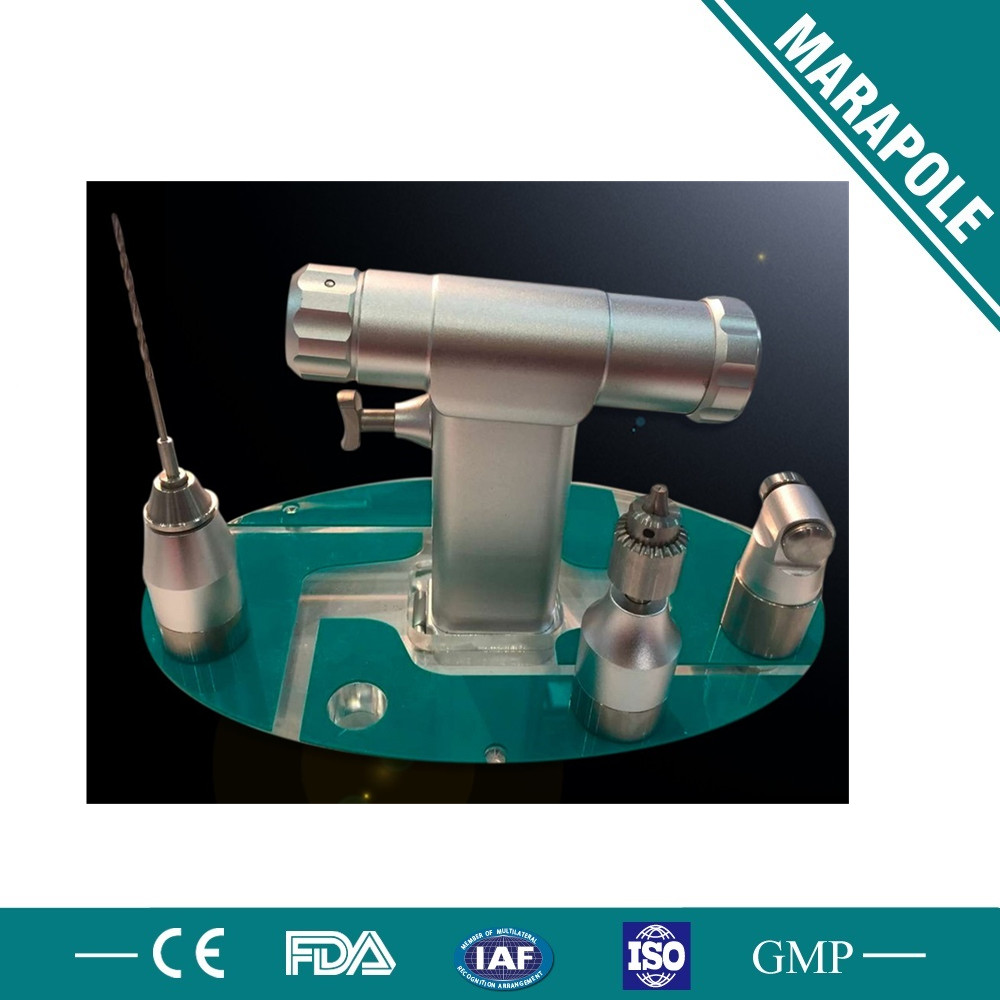 Small universal Orthopaedic Bone drill and saw veterinary instrument