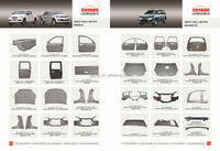 Wholesale Chery S11 car spare parts A pillar aftermarket products ...