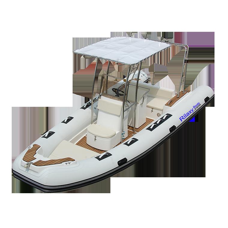 Rilaxy Ce Certificated 25m 10m China Rib Boat