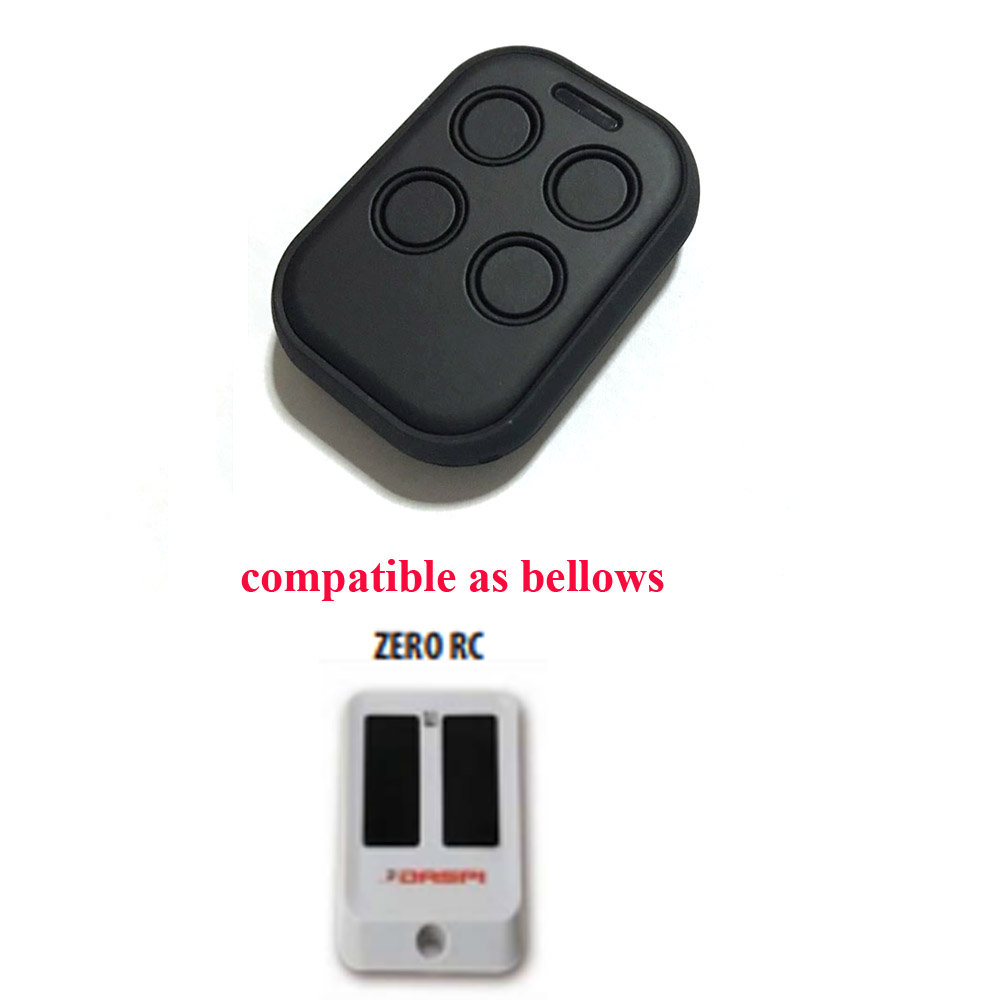 rolling code remote control duplicator multi frequency universal for  DASPI auto gate face to face