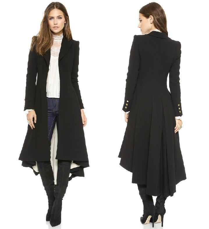 Cheap Ankle Length Wool Coat, find Ankle Length Wool Coat deals on ...