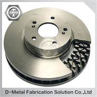 2016 Good Quality Of 260mm Disc Brake Rotor