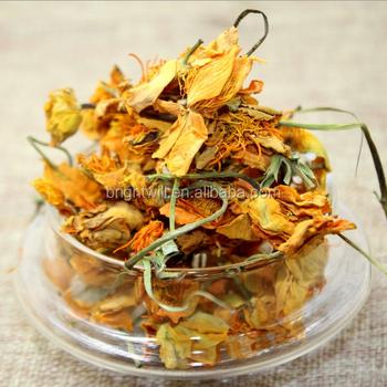 2017 Wholesale Hot Sale Chinese Dried Lotus Flower Herbal Tea
