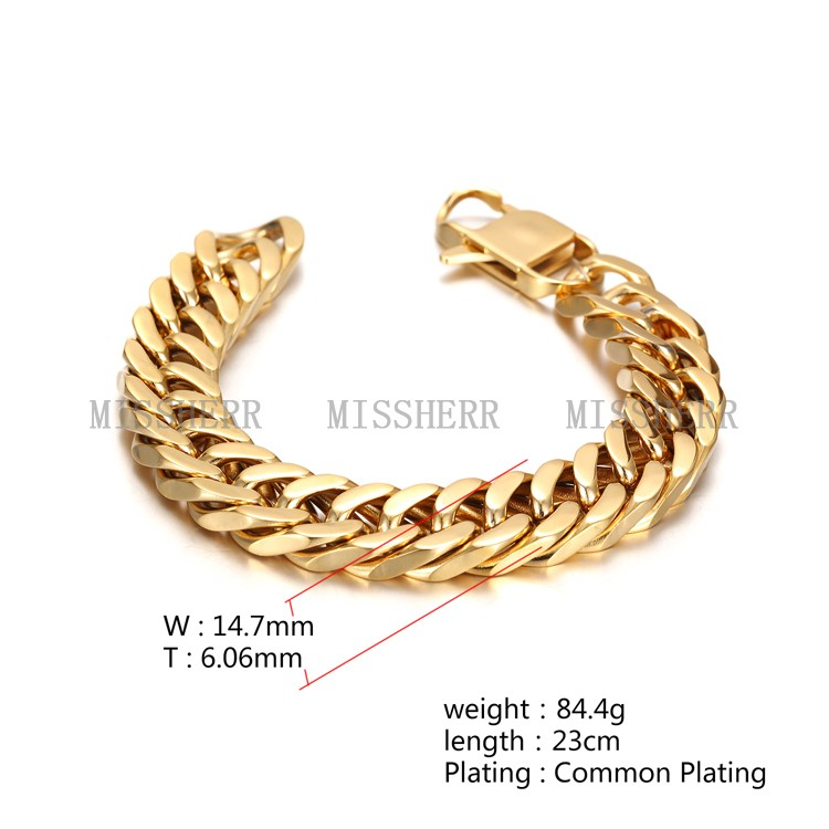 Fashion jewelry gold bracelet designs men, View gold bracelet ...