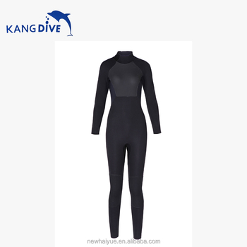Surfing wet suits CR Neoprene lady surfing wet suits